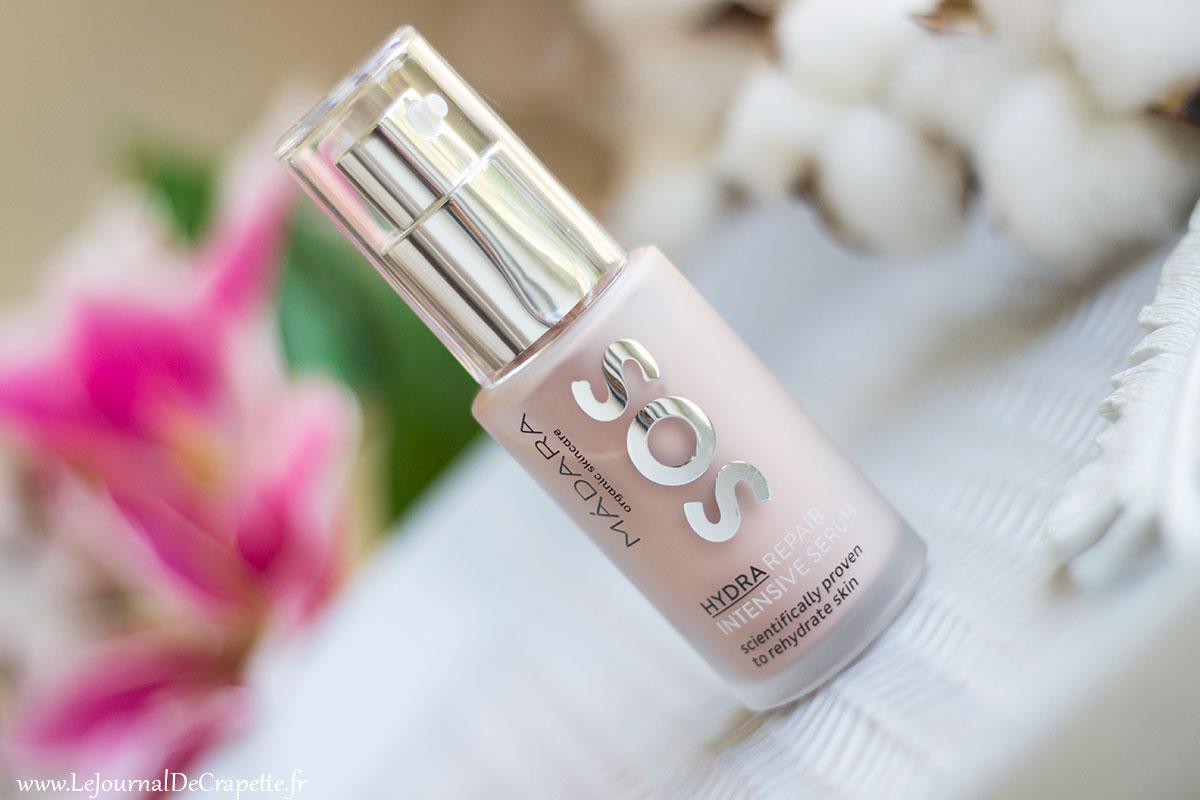serum sos hydra repair Madara cosmetiques