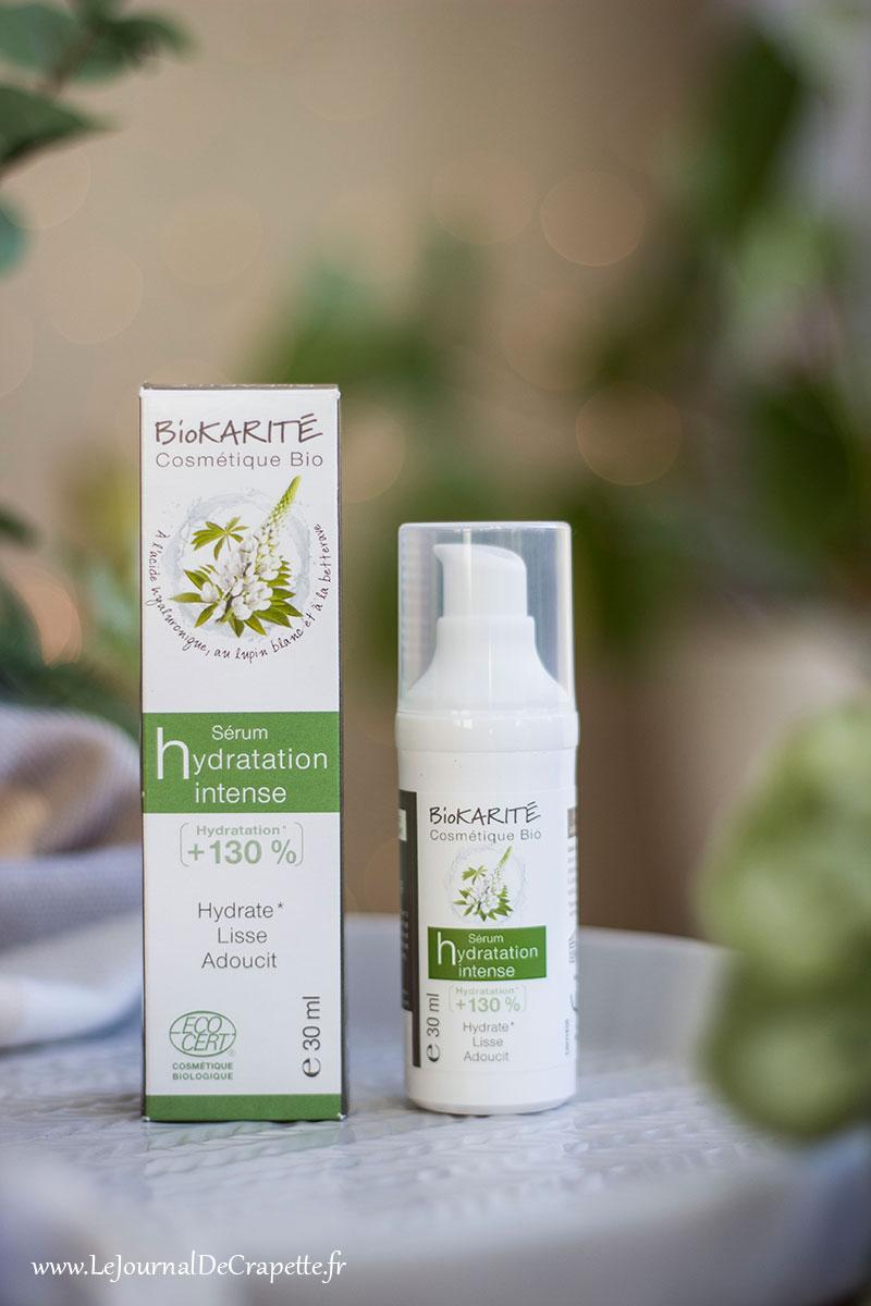 serum hydratation intense Biokarité