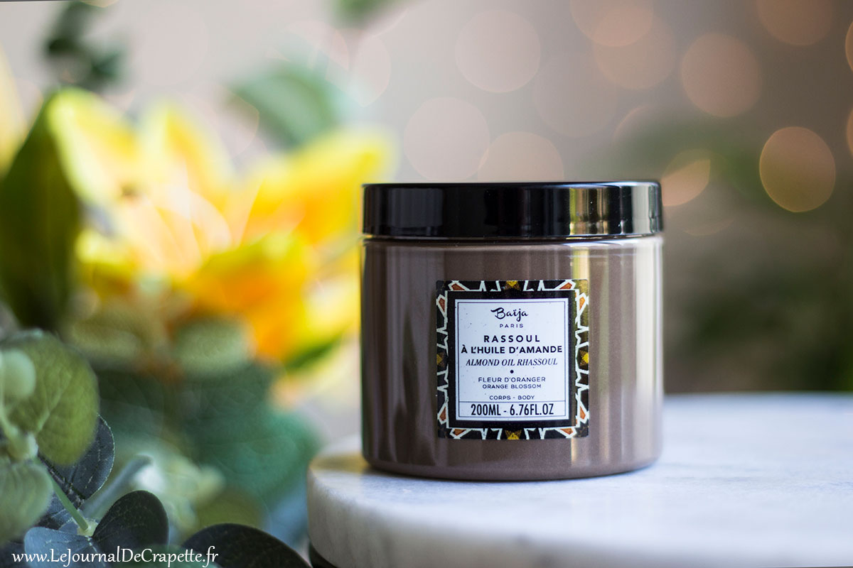 rassoul huile d'amande Baija