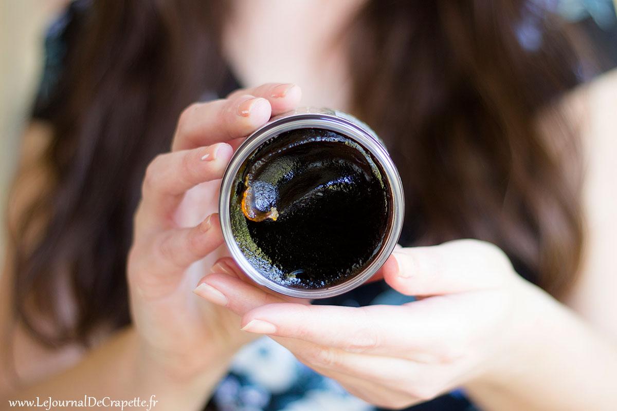savon noir pate naturelle Baija