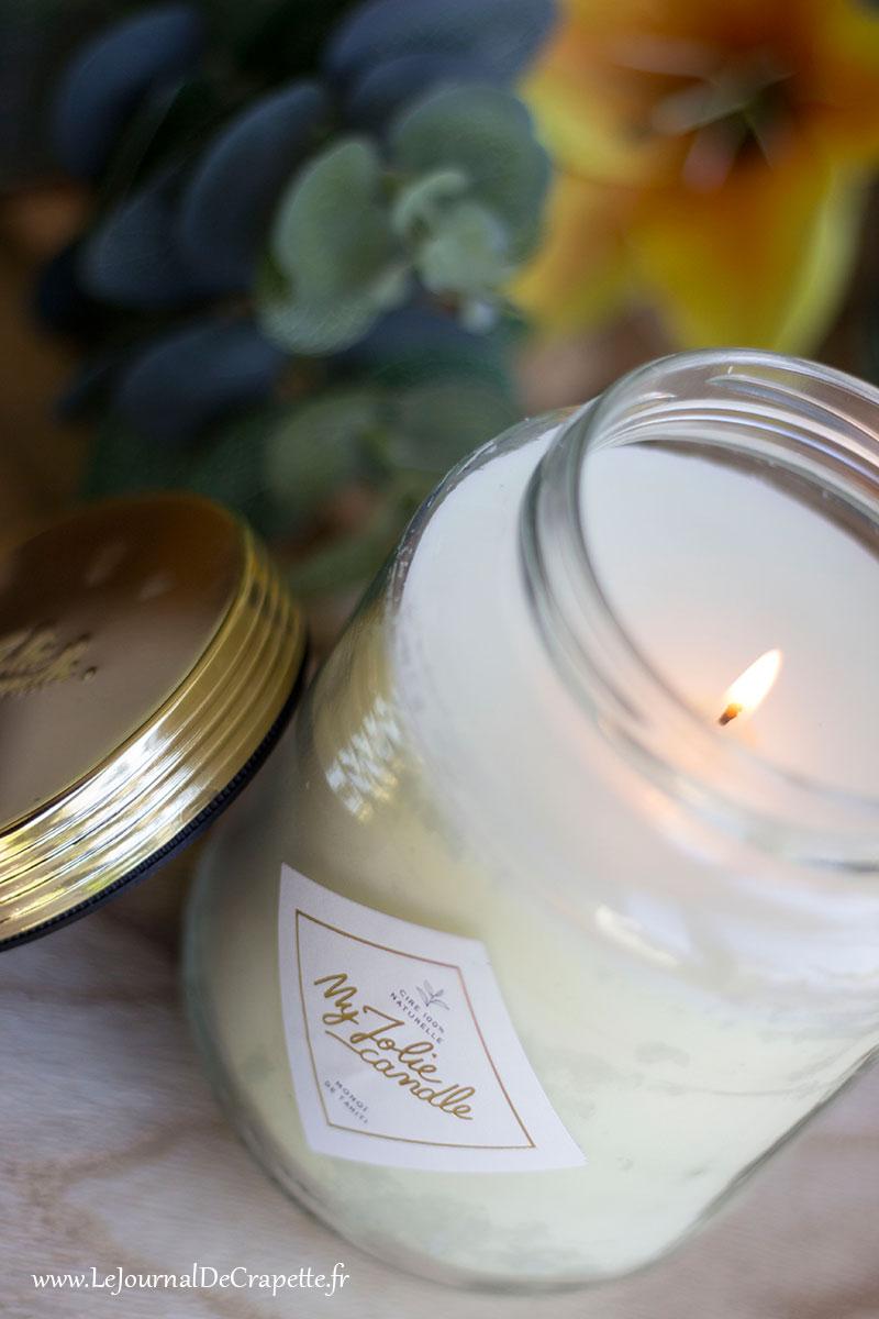 bougie parfumée XXl My Jolie Candle
