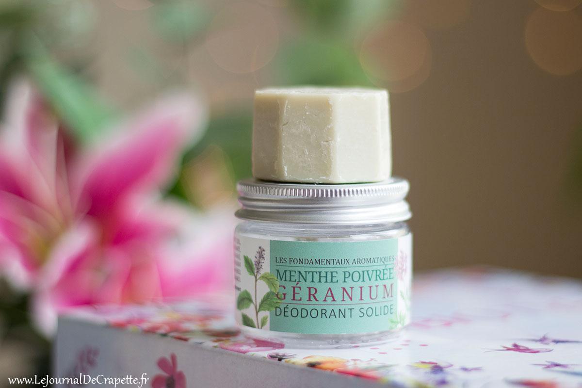 déodorant solide savonnerie du nouveau monde