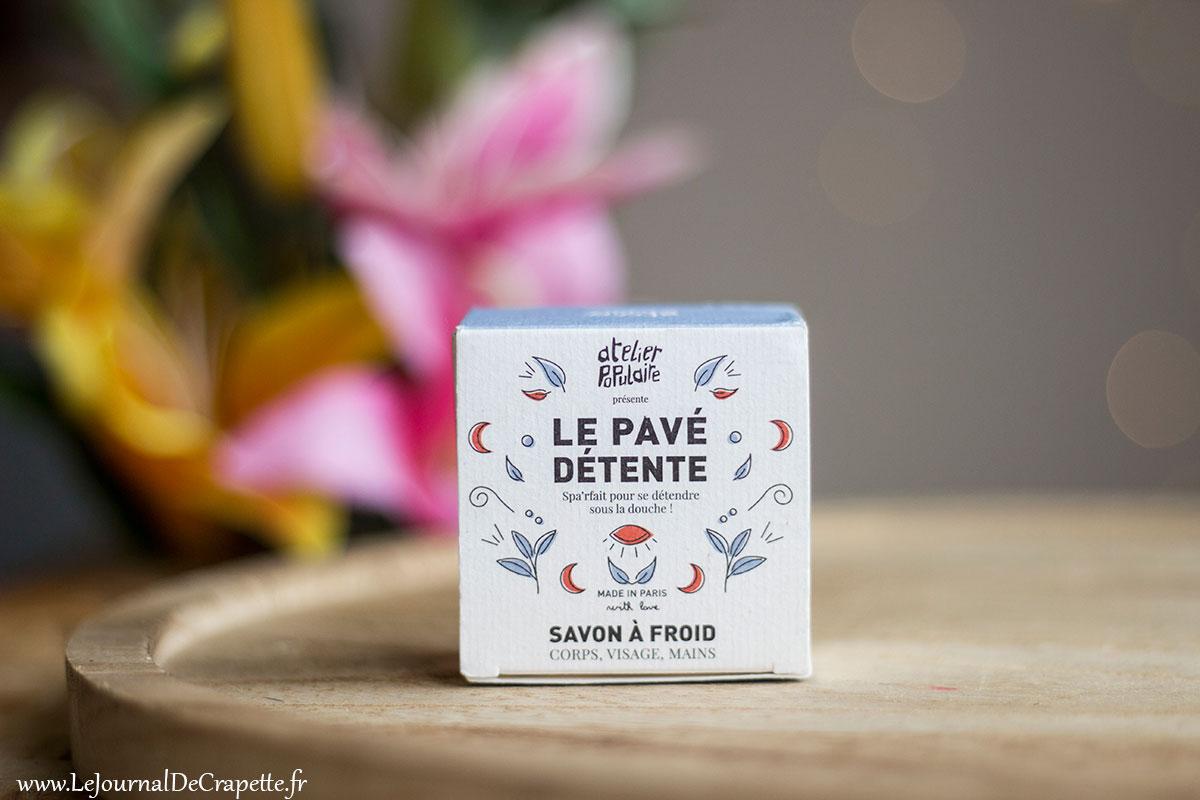 Atelier Populaire savon saf