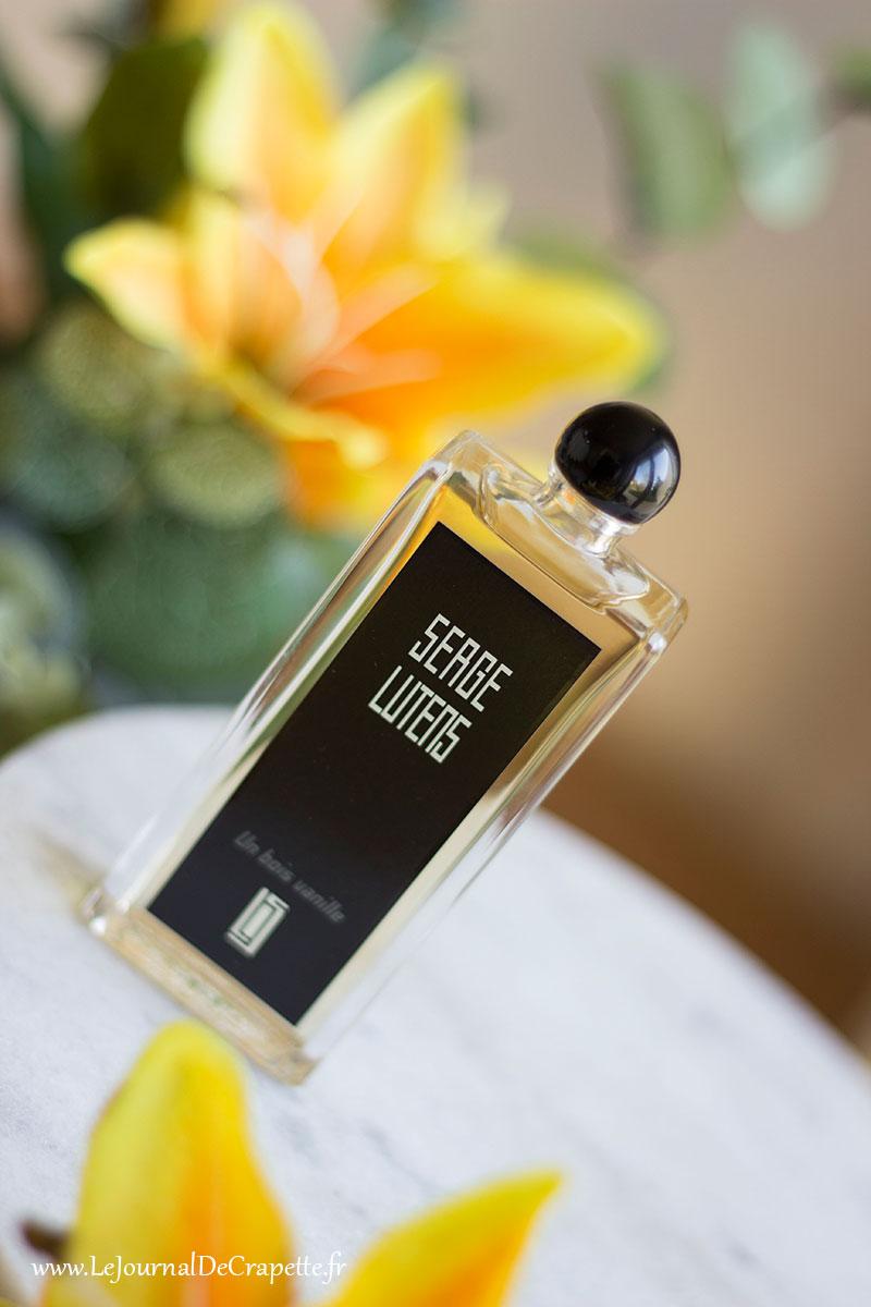 Serge Lutens un bois vanille parfum