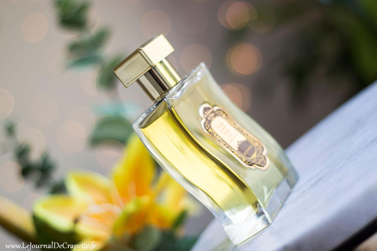 parfum gourmand et oriental vanille épicée