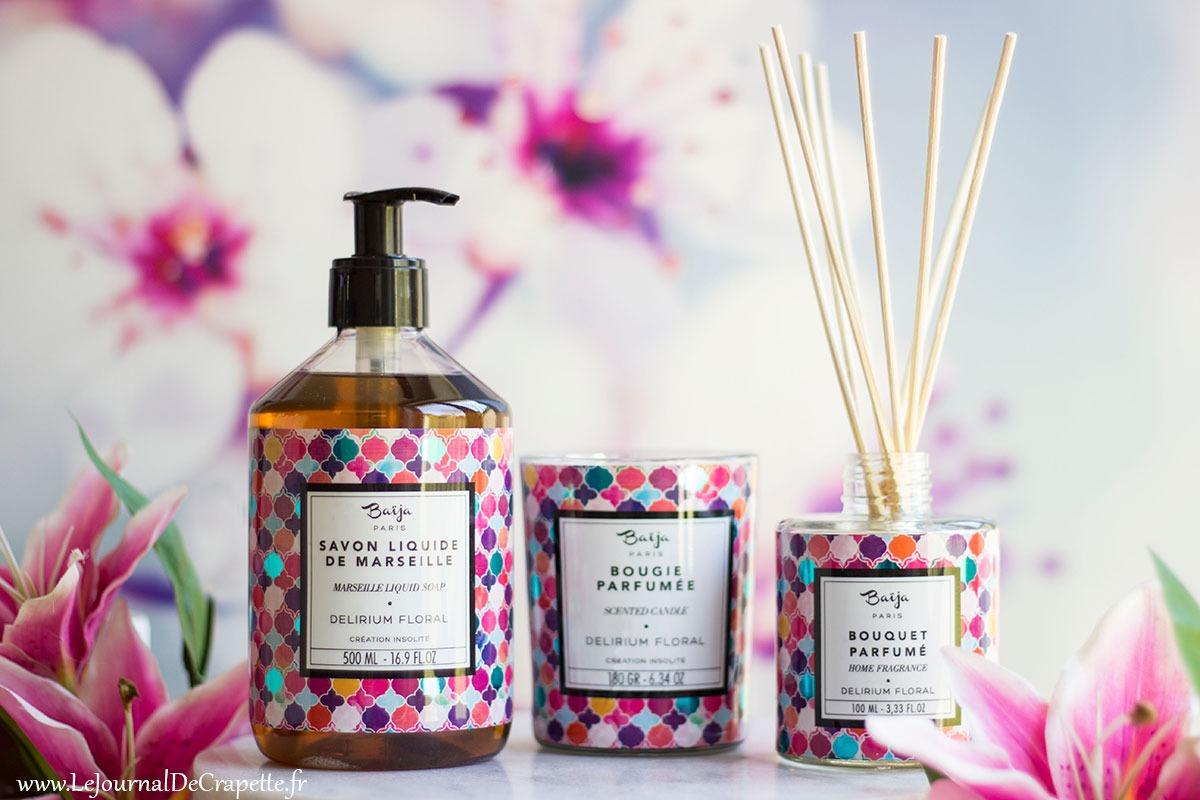 Baija Delirium floral avis test