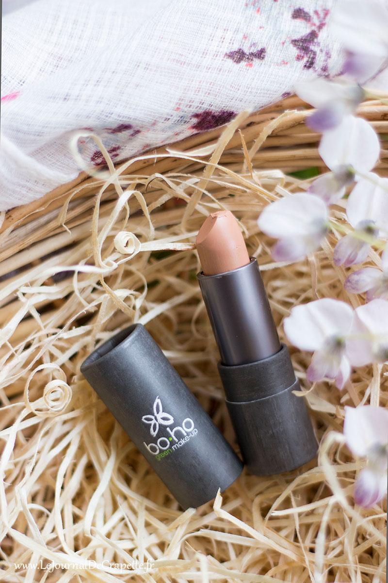 anti-cernes Boho Green makeup