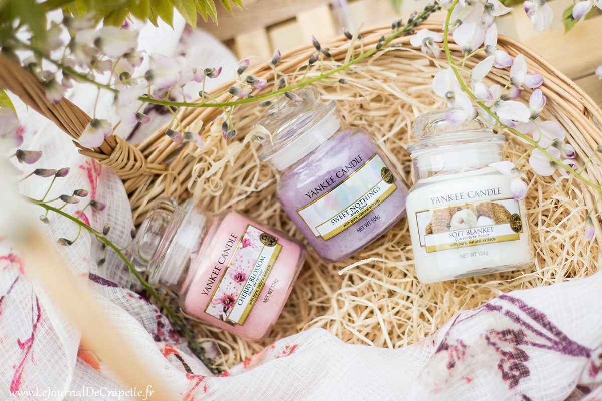 collection petites jarres yankee candle avis