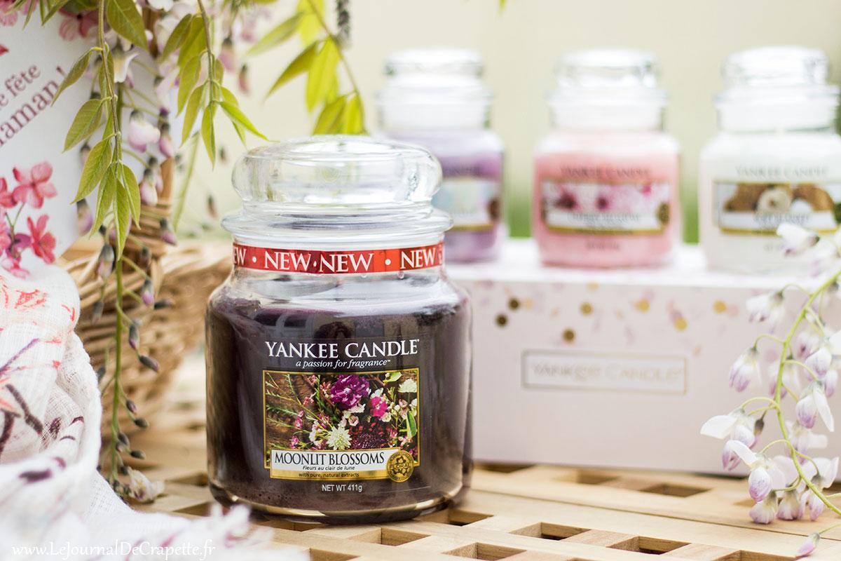 selection yankee candle cadeaux fete des meres