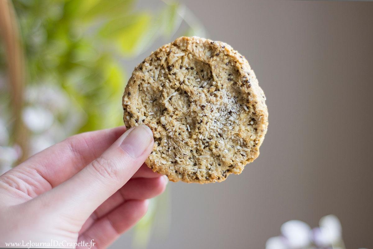 cookie chia lemon kookiecat