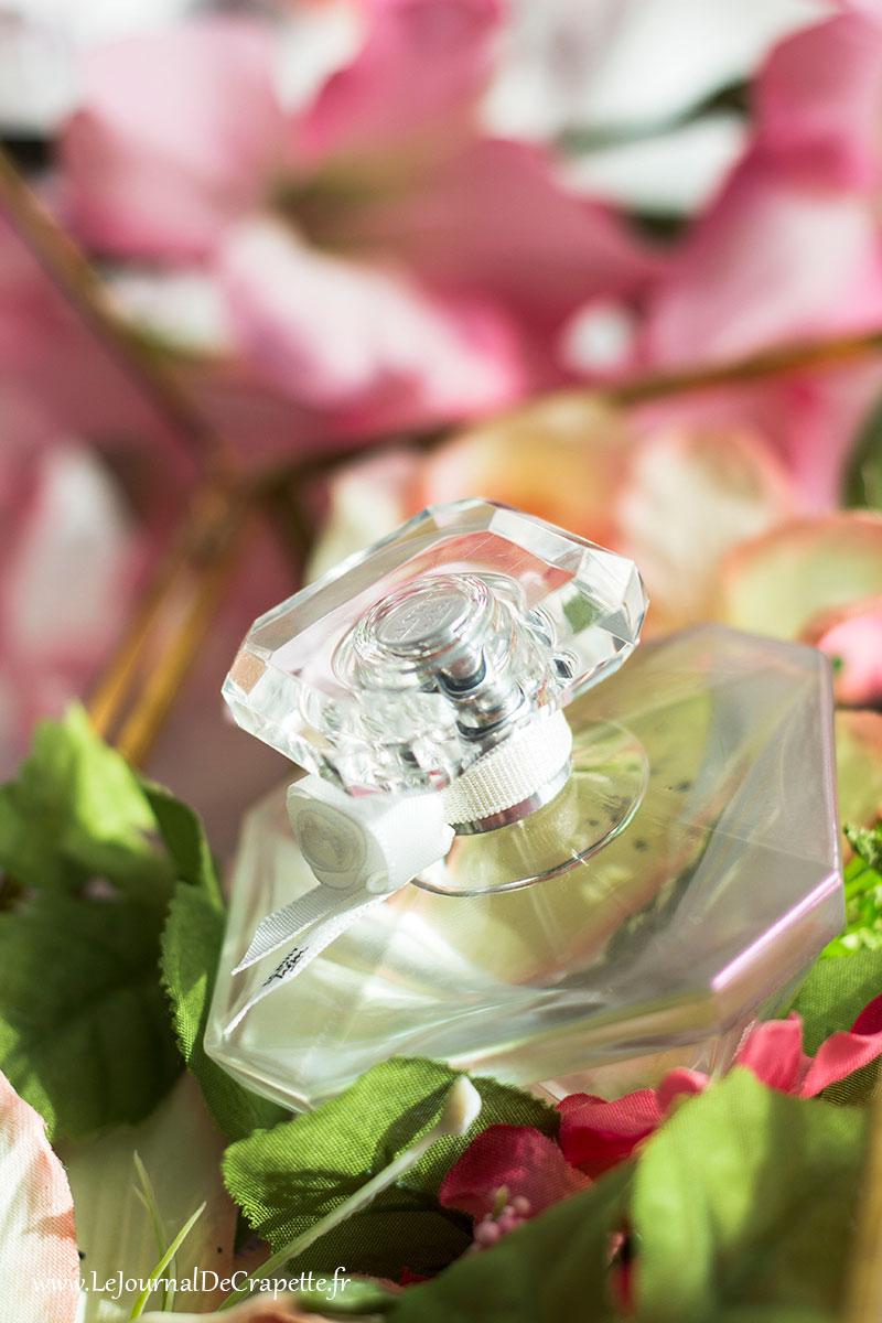 flacon La nuit trésor musc diamant Lancome