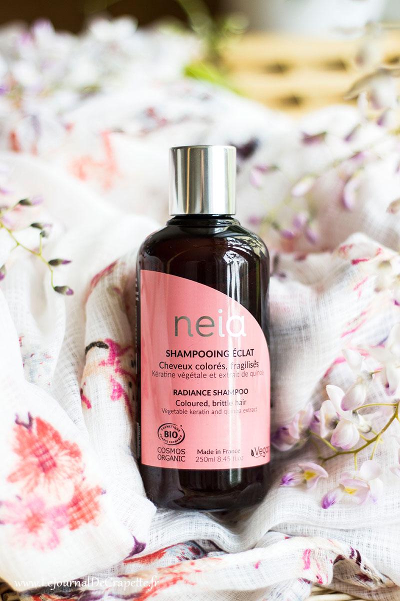 shampoing eclat Neia