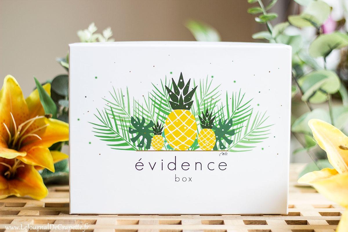 box evidence de juin 2019