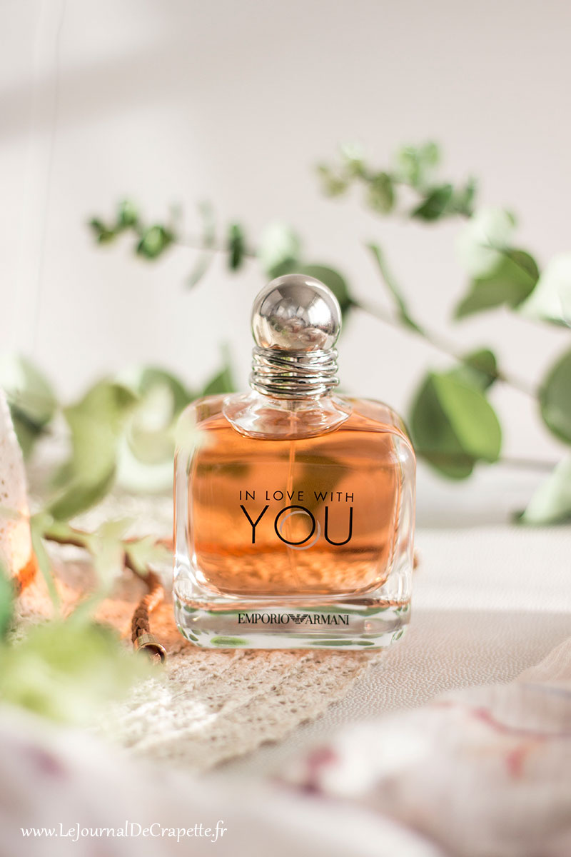 parfum emporio Armani In love with you