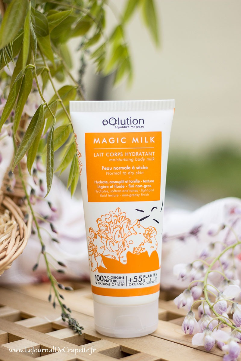 magic milk Oolution