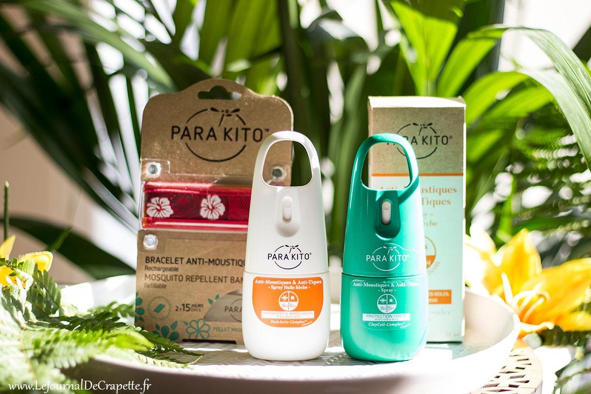 Parakito anti moustiques et anti tiques solutions