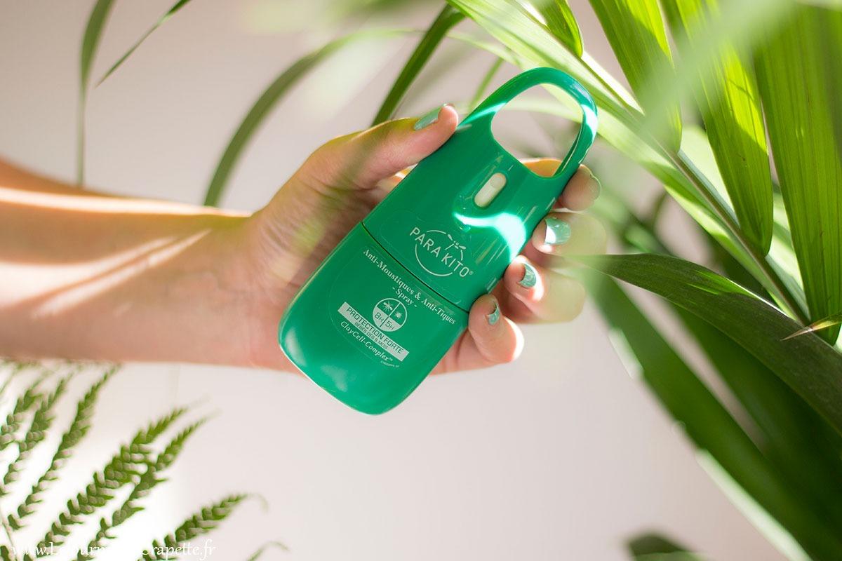 spray anti moustiques Parakito