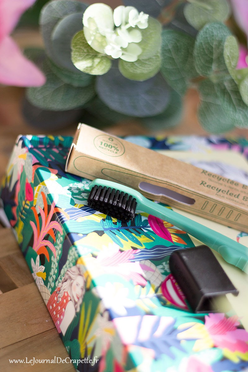 brosse a dents recyclee bioseptyl