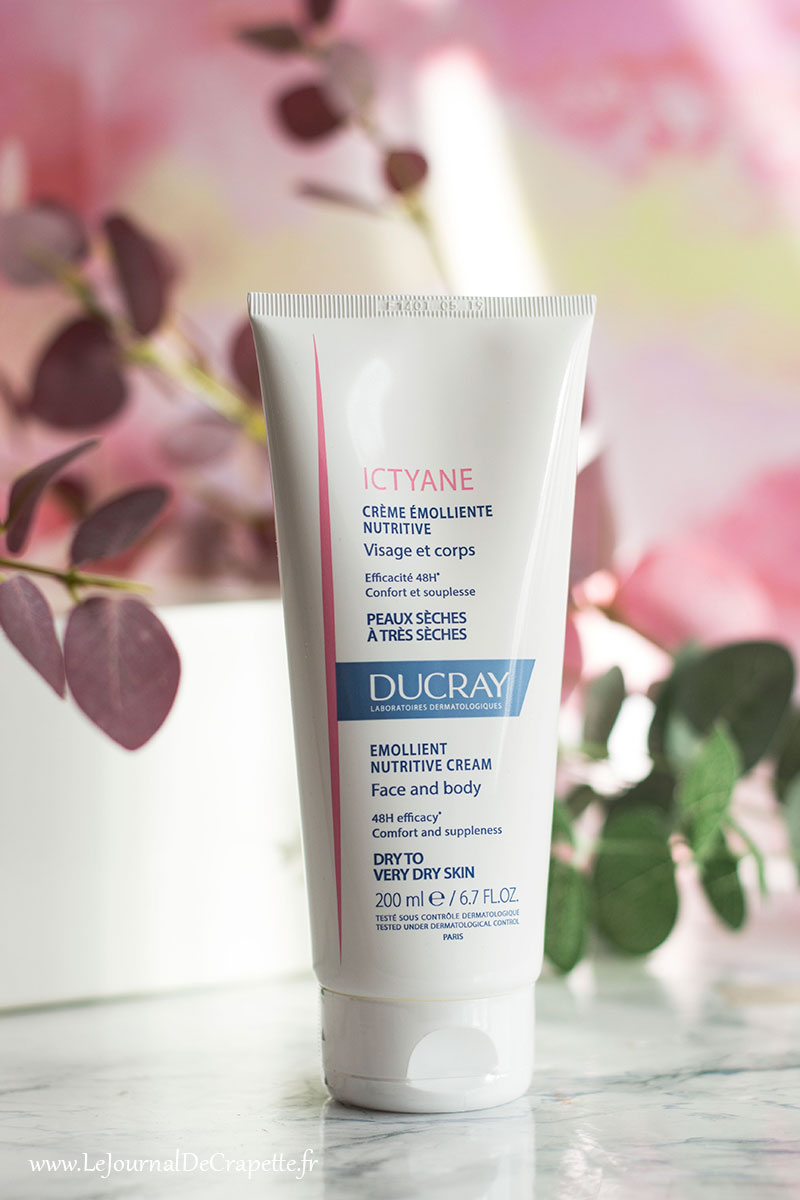 Ducray creme corps