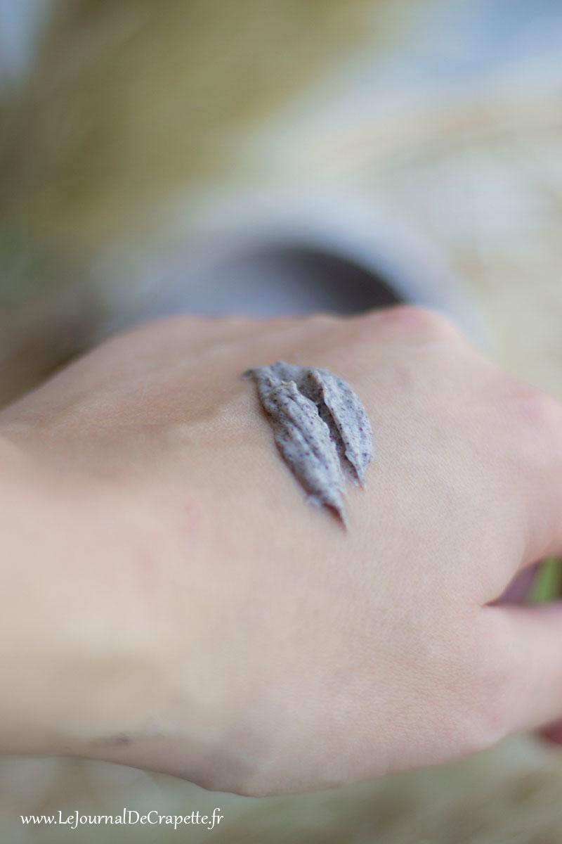 perle lactée Kanité texture