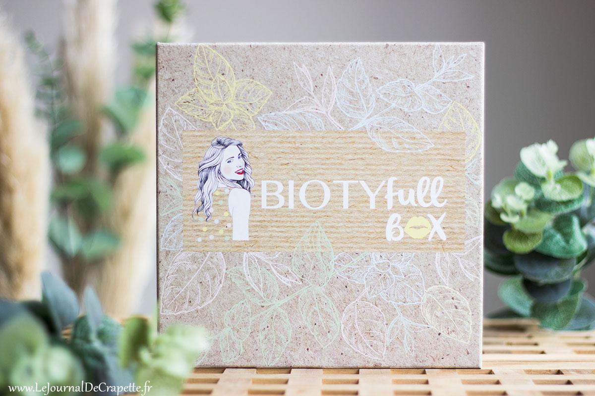 biotyfull box avis presentation
