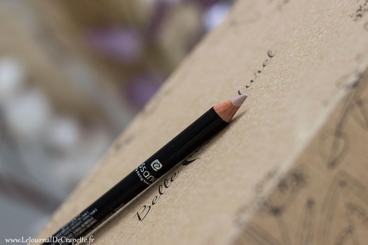 crayon sourcils elissance