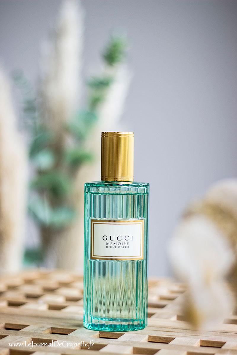 memoire d'une odeur gucci parfum