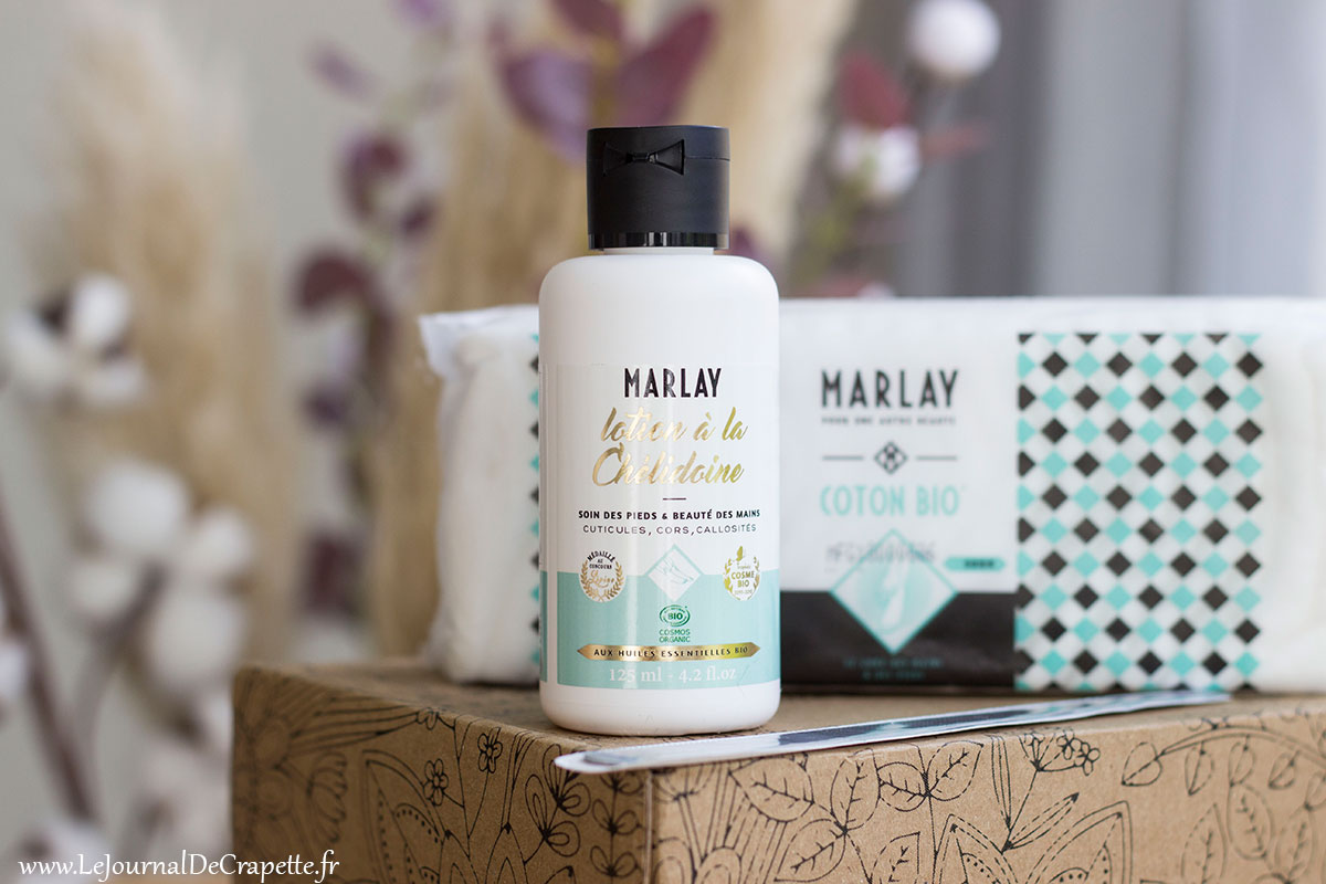 marlay lotion a la chélidoine