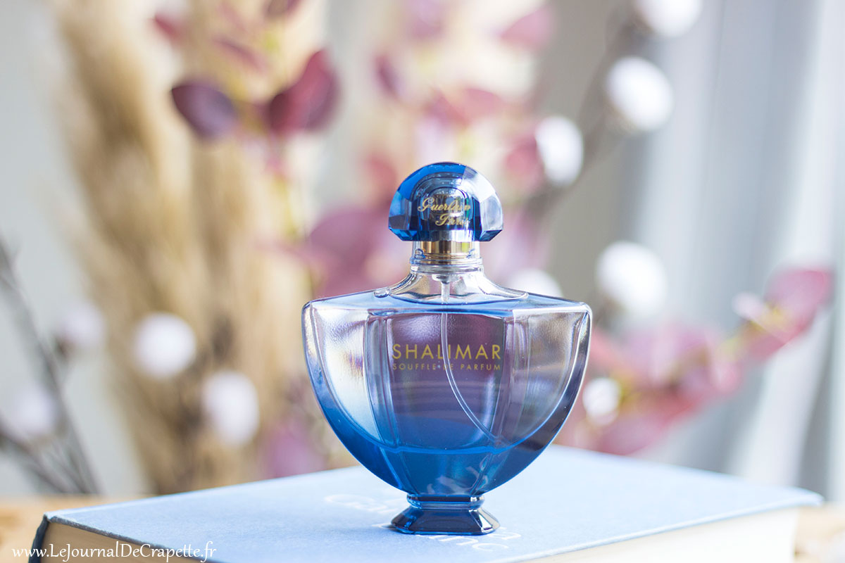 shalimar souffle de parfum de Guerlain
