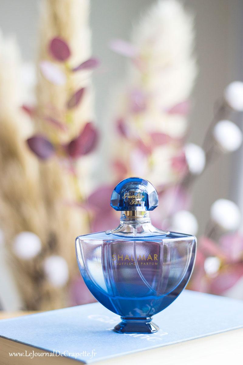 shalimar souffle de parfum de Guerlain test