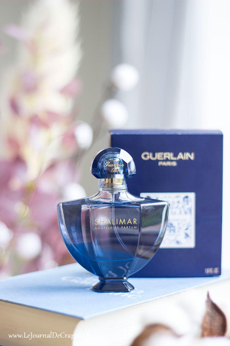 shalimar souffle de parfum de Guerlain avis
