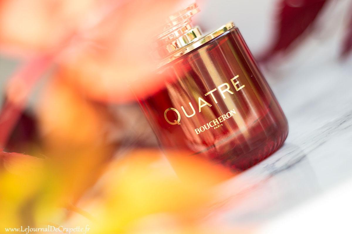 quatre parfum Boucheron