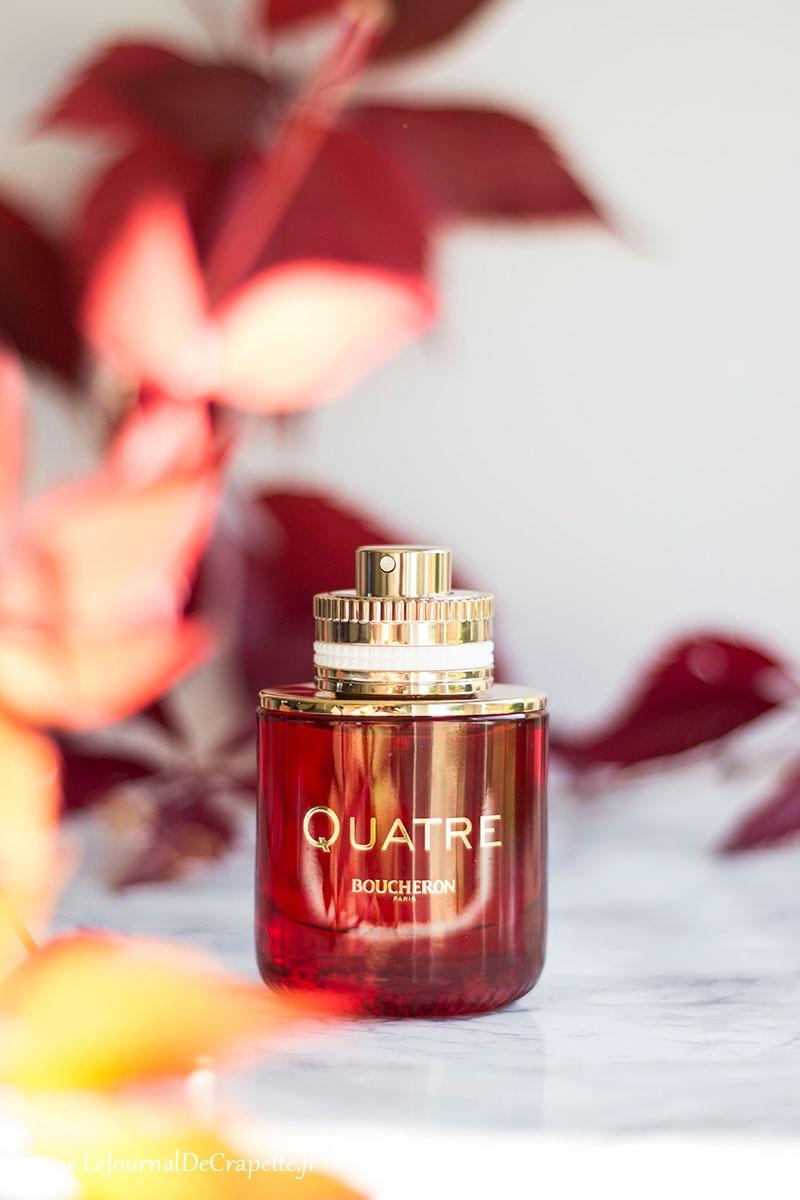 quatre en rouge de Boucheron parfum