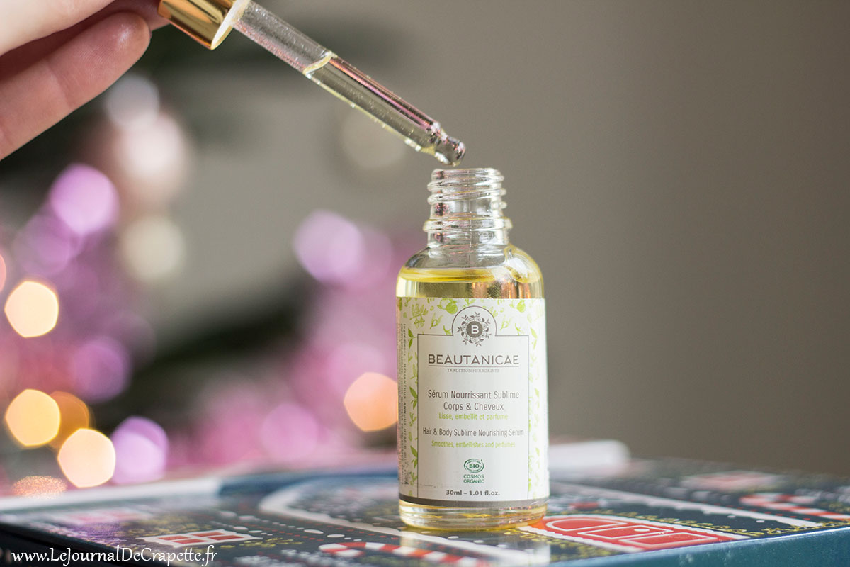 serum beautanicae huiles vegetales