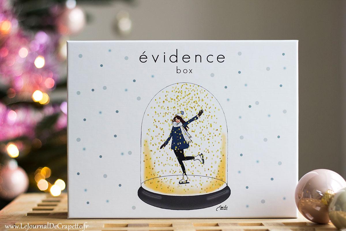 Box Evidence decembre 2019