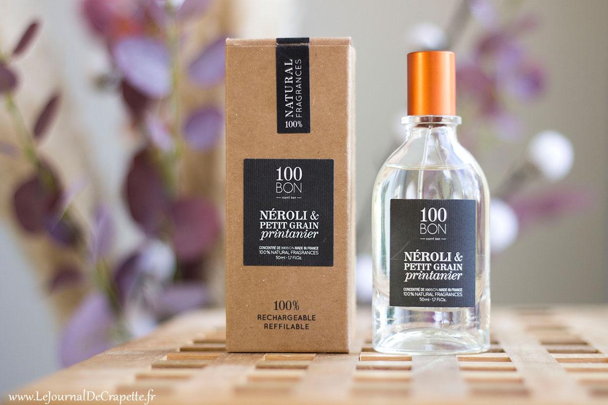 100bon parfum néroli