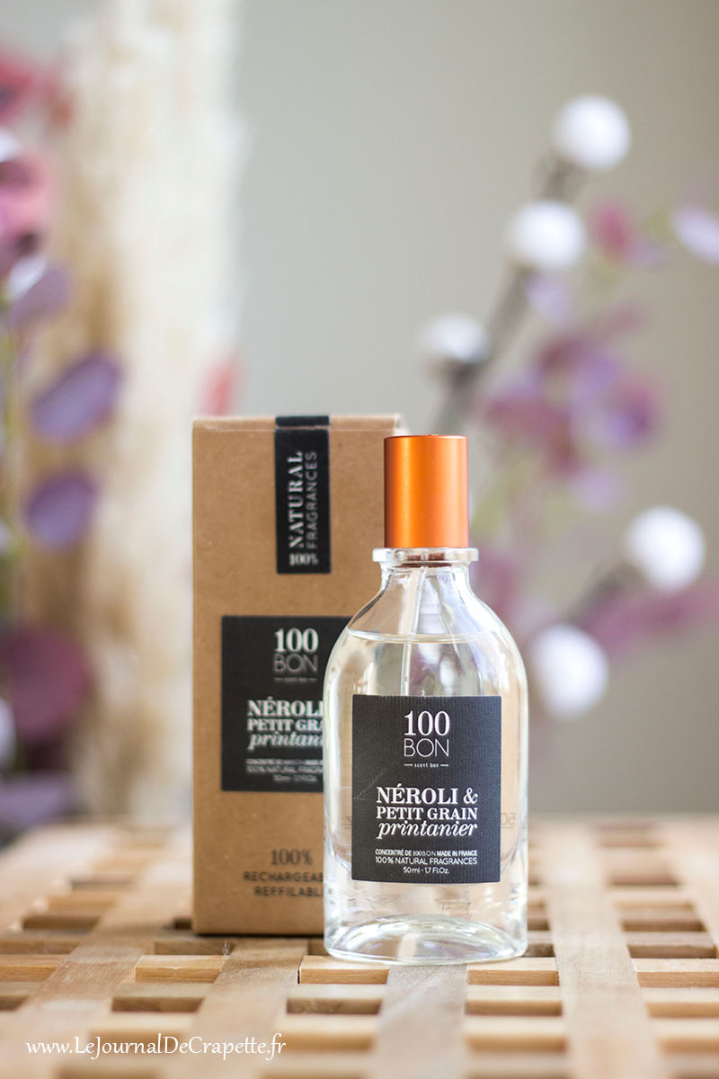 parfum naturel 100bon avis test