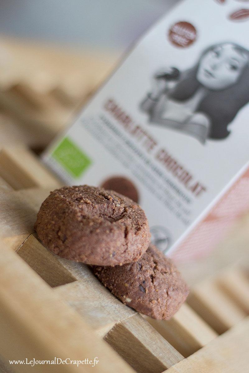 cookies noisette chocolat Generous