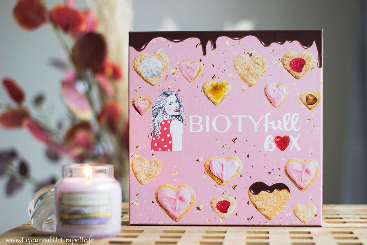 biotyfull box fevrier 2020 avis