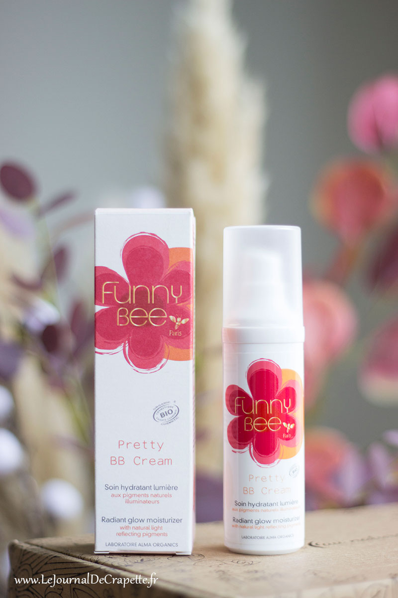 funny bee bb creme