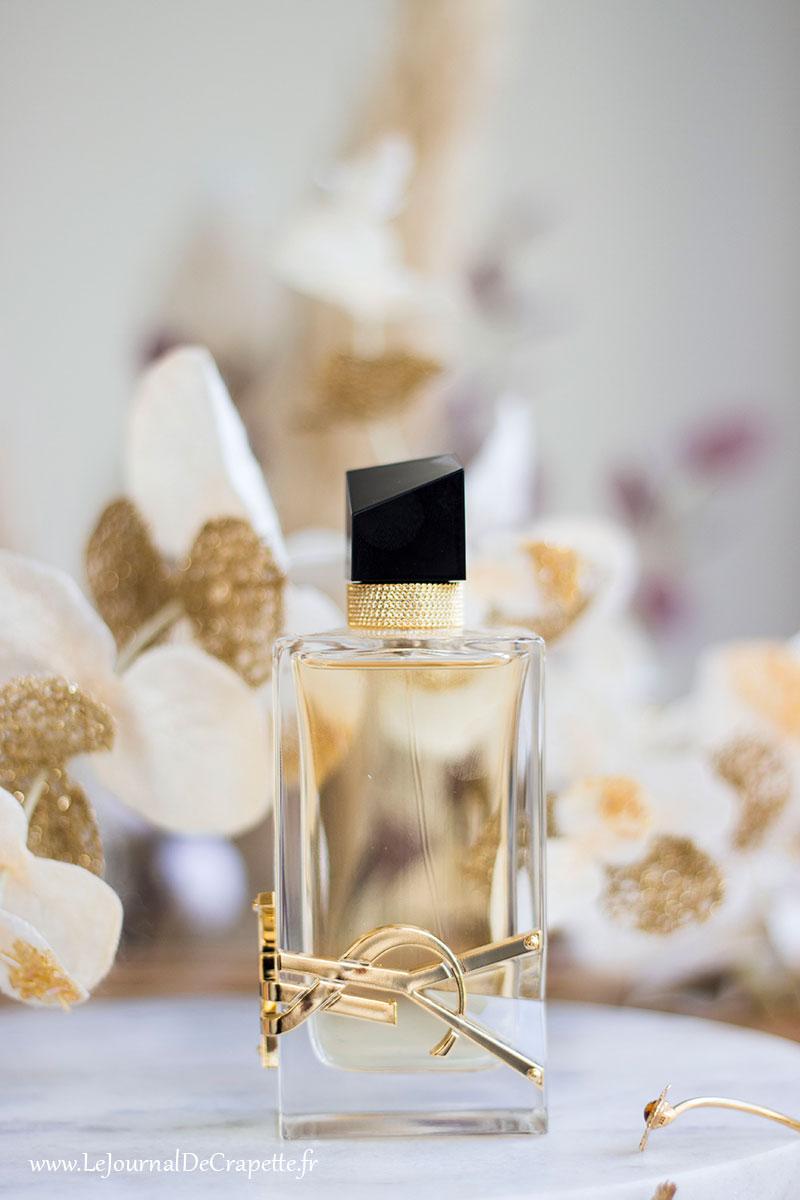libre yves saint laurent parfum flacon