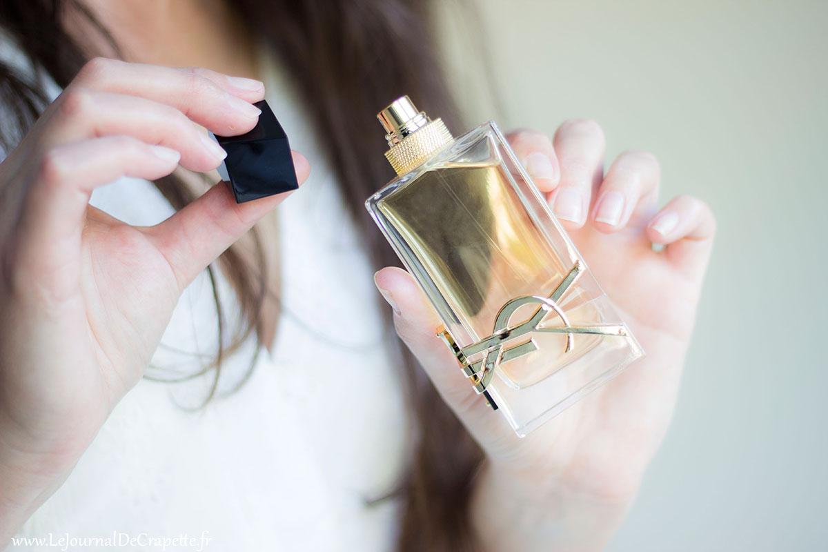 libre yves saint laurent parfum