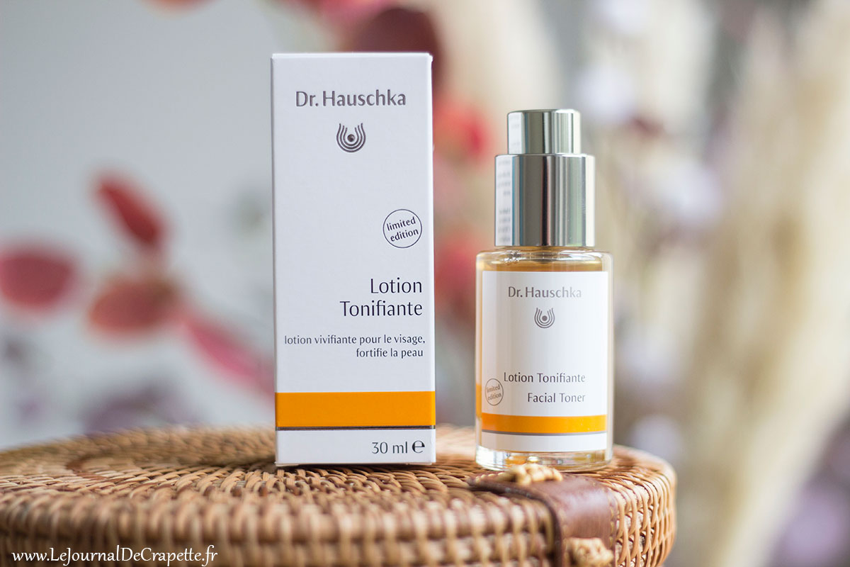 lotion tonifiante Dr Hauschka