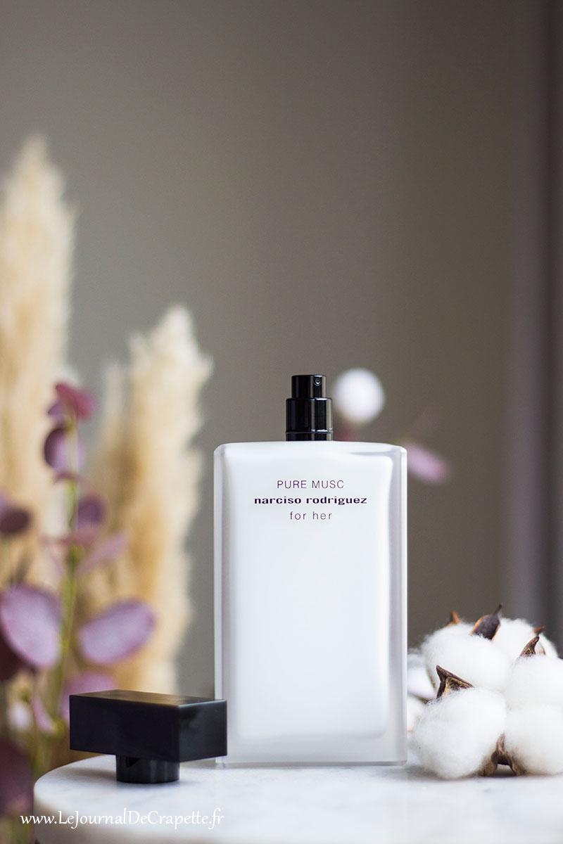 narcisso rodriguez Pure musc avis test parfum