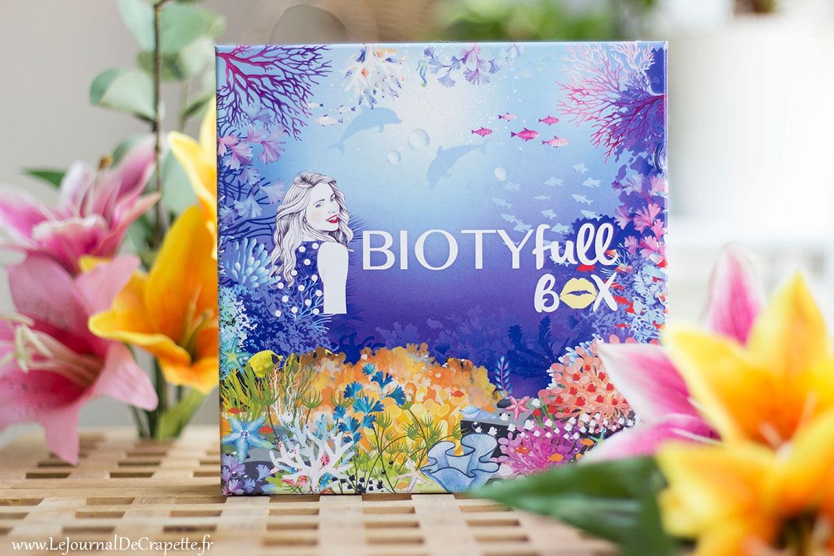 biotyfull box juillet 2020