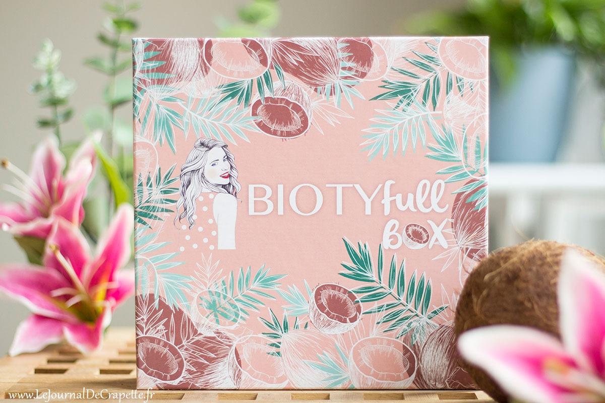 biotyfull box de novembre 2020