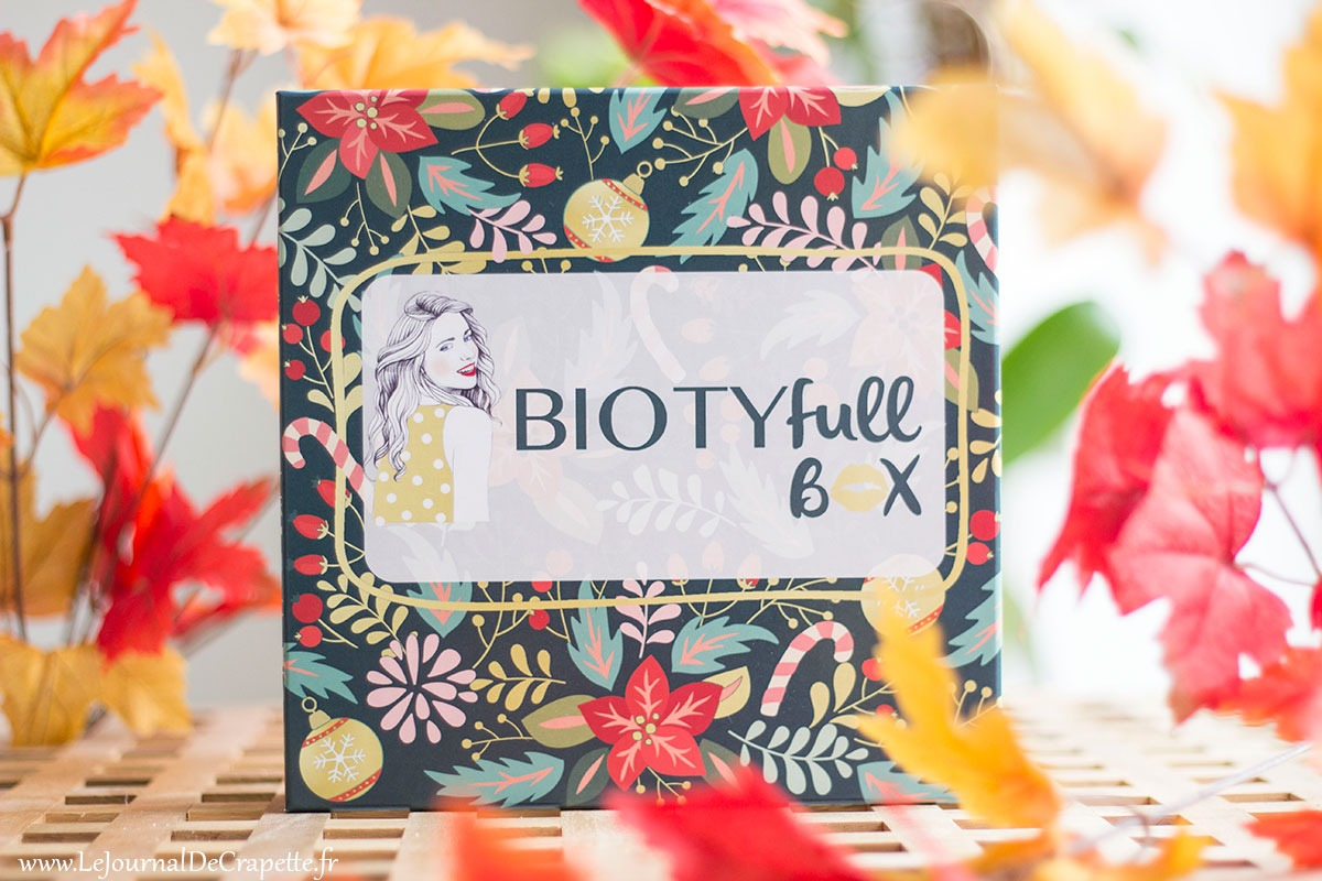 biotyfull box decembre 2020