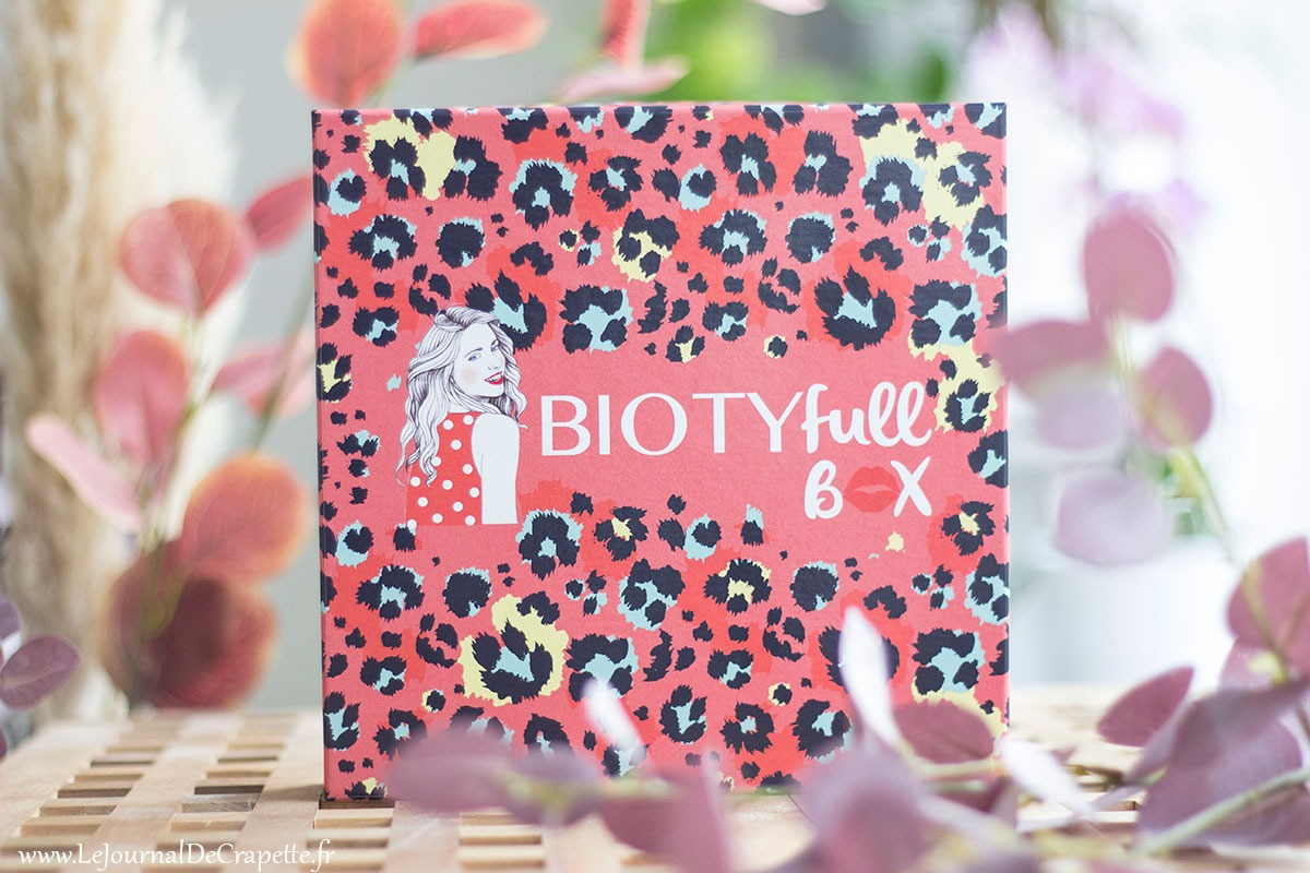 biotyfull box fevrier 2021