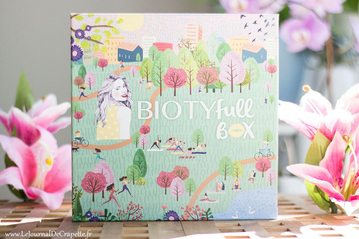 Biotyfull Box mars 2021