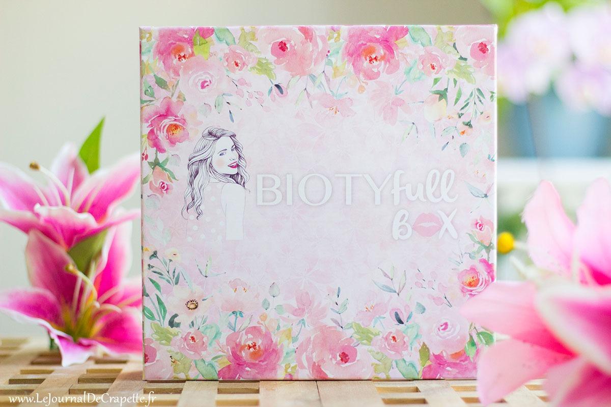 biotyfull box juin 2021